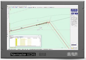 navmaster ecdis atlas map chart